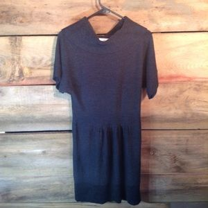 Ann Taylor Loft Cowl Neck Dress Size M